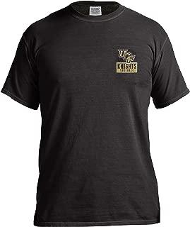 Image One Adult Unisex's NCAA Vintage Baseball Flag Short Sleeve Comfort Color Tee