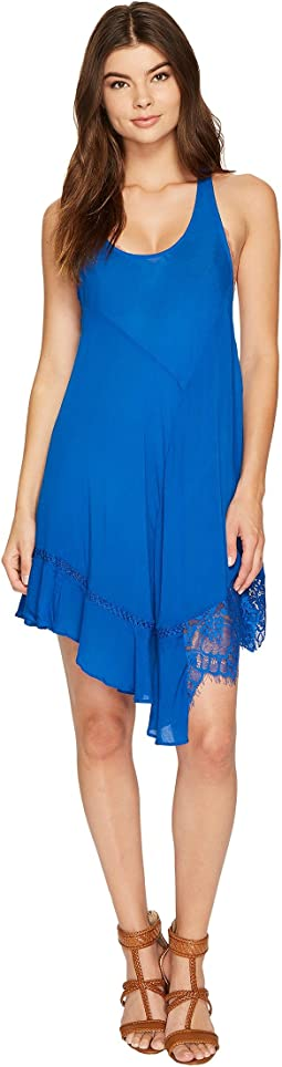 7d9f4cd8d0 Free People. Monarch Mini Dress.  46.00MSRP   108.00. Blue. 71