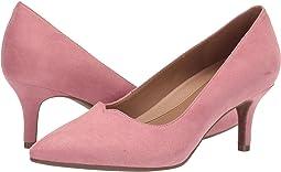 Pink Fabric Microfiber