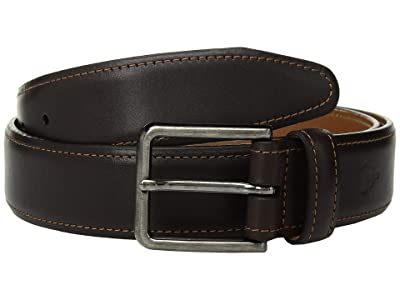 Trask Flint Belt (Dark Brown) Men