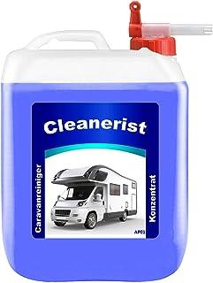 5 Liter Cleanerist AP01 Caravanreiniger Konzentrat inkl. Sabeu FLUXX® Auslaufhahn   spezieller Reiniger für Caravan, Wohnwagen, Wohnmobil und Reisemobil (4,78 Euro/Liter)