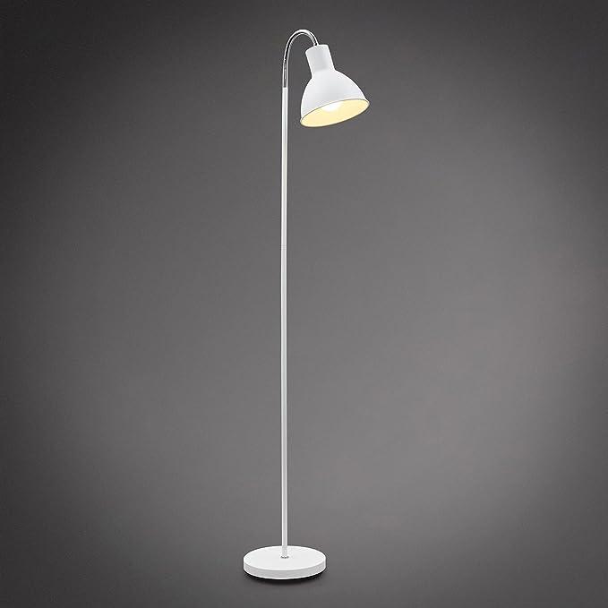 876 opinioni per B.K.Licht Lampada da terra, piantana elegante con paralume orientabile, altezza