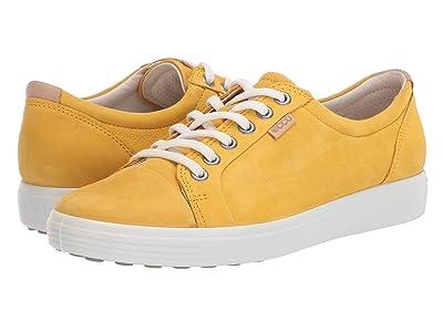 ECCO Soft 7 Sneaker (Merigold) Women