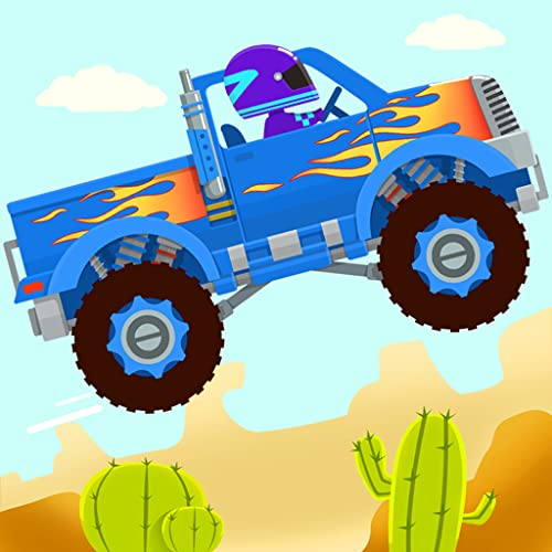 Truck Driver - Car Games for kids toddlers