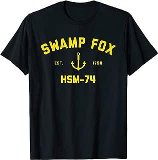 HSM-74 Swamp Fox T-Shirt