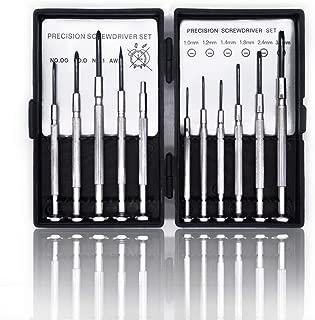 11PCS Mini Precision Screwdriver Set, Small Screwdriver Set for Electronics, Toys, Computer, Watch Repair …