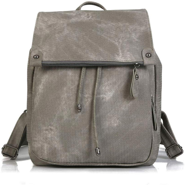 Fsweeth PU-Lederhandtaschen der Collegewindumhängetaschefrauen Arbeiten Normallack-Frauentasche, 38cm  6cm  30cm, grau um B07PVPG4FH  | Bestellung willkommen