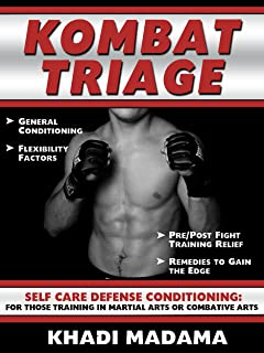 MMA Yoga On The Mat: Real Yoga For Inside The Cage