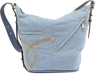 Women's The Sling Denim Denim Handbag