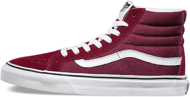 lote Plantación Vandalir  Amazon.com | Vans Unisex Vintage SK8-Hi Reissue Sneaker | Fashion Sneakers