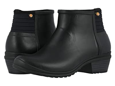 Bogs Vista Ankle (Black) Women