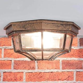 Amazon.es: lámparas rusticas de techo