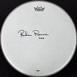 ramones signed memorabilia