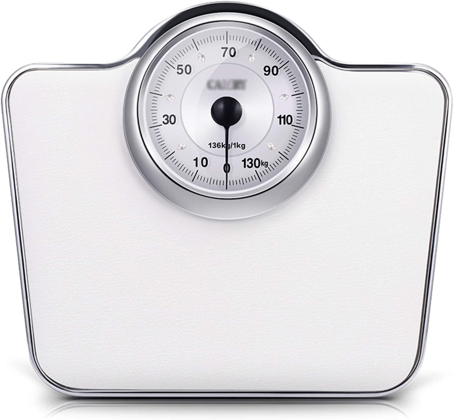 FACC Bathroom Scale Analog White Body Lowest Super Special SALE held price challenge for Mechanical Weig