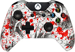 Blood Dragon 5000+ Modded Controller for Microsoft Xbox One - Custom Design that Works on All Shooter Games