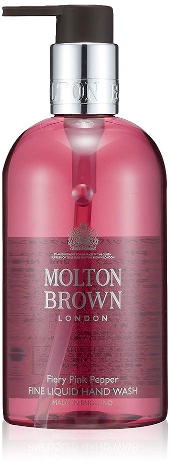虚弱インキュバス空白MOLTON BROWN(モルトンブラウン) ピンクペッパー コレクション PPハンドウォッシュ a