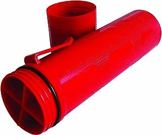 Shark 12050 Welding Rod Storage Tube, 15-Inch by 3-1/4-Inch
