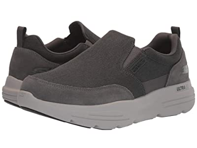 SKECHERS Performance Go Walk Duro (Charcoal) Men