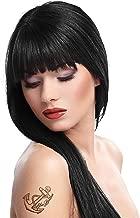 Splat Rebellious Colors, Long Lasting, Complete Hair Color Kit Jet Black (Pack of 2)