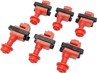 6PCS Ignition Coils for Nissan Skyline R31 Cefiro A31 Laurel C33 RB20DE RB20DET Engine