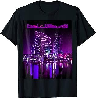Dubai City Tee Shirt - Men - Woman - Youth - Great gift idea
