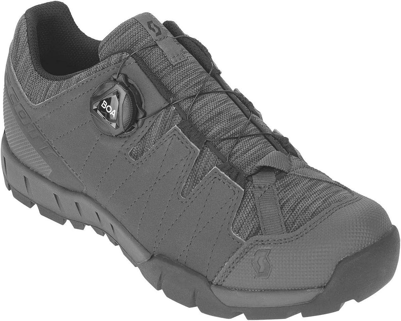 Scott Sport Trail Boa MTB Trekking Cycling shoes Grey Black 2019