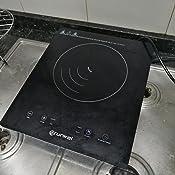 Grunkel - PIN-2000 - Placa de inducción portátil con ...