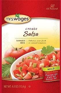 Mrs. Wages Mild Salsa qty 1