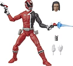 PRG Lc SPD Red Ranger 6In Figure