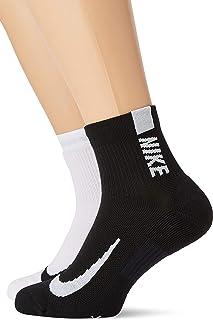 Nike Unisex Multiplier Ankle One Quarter Sock SX7556-906