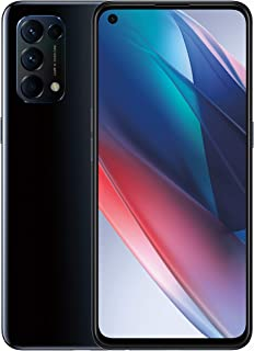 OPPO Find X3 Lite 5G - 8GB RAM and 128GB Storage SIM Free Smartphone (6.4 inch, 64MP Quad Camera, Dual SIM) - Black