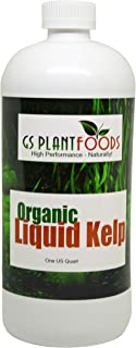 Liquid Kelp Extract Seaweed 32 Ounce Fertilizer Concentrate