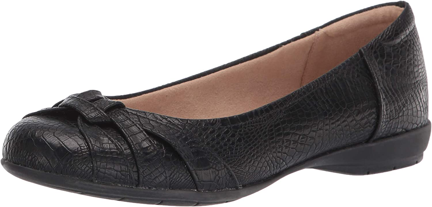 OFFicial SOUL Naturalizer Women's Gift Skimmers famous Ballet Flat