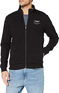Hackett London Men's Amr Full Zip Sweatshirt