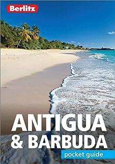 Berlitz Pocket Guide Antigua & Barbuda (Travel Guide with Free Dictionary) (Berlitz Pocket Guides) (English Edition)