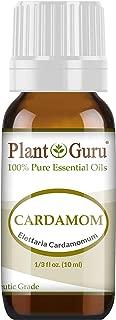 Cardamom Essential Oil 10 ml 100% Pure Undiluted Therapeutic Grade.