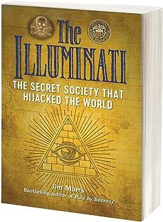 The Illuminati - Secret Society Hijacked The World 400 Page Book Jim Marrs