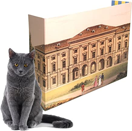 Privé Kitty Litter Screen - Palace Design