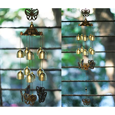 Paradigm Pictures Wind Chime Bells - hangings for Home Decoration