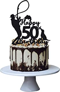 Amazon Com 50th Birthday Cake Toppers For Men
