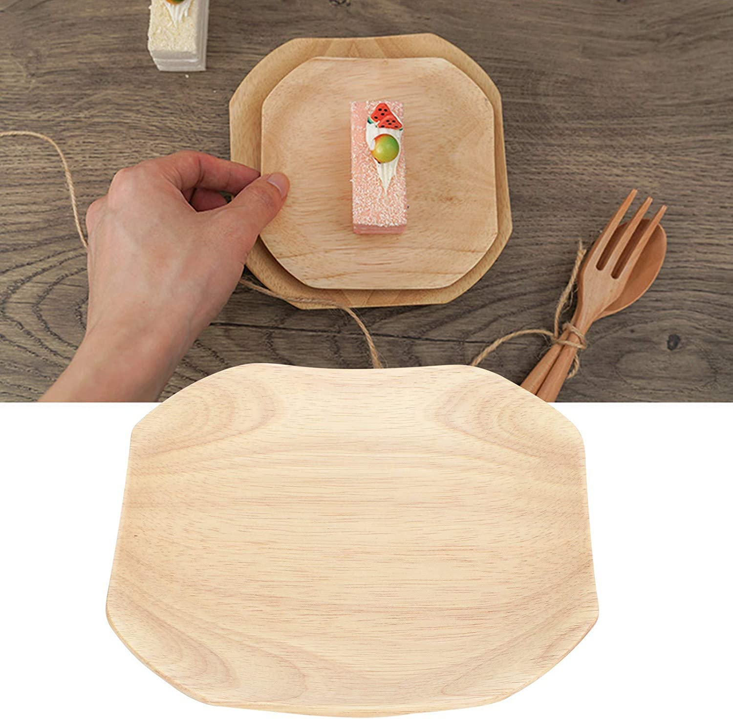 Astibym Cake Tray Creative Sushi Candy L Max 71% OFF Dish SALENEW very popular Decoration for
