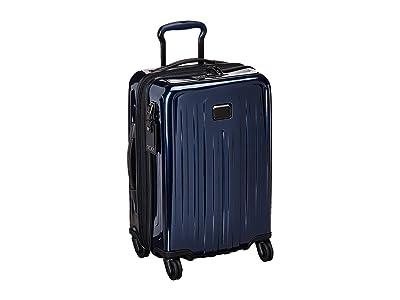 Tumi V4 International Expandable 4 Wheeled Carry-On (Eclipse) Carry on Luggage