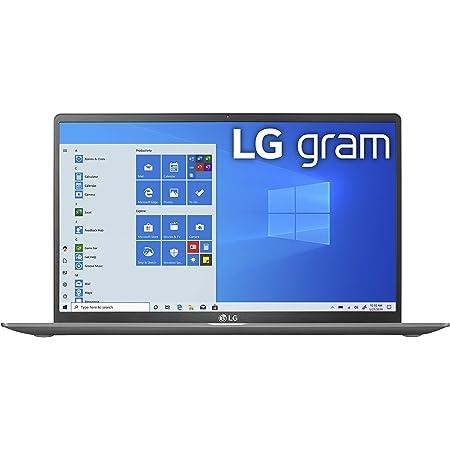 "LG Gram 15Z95N-H-AAS8U1 - 15.6"" Full HD IPS Touchscreen Laptop, 11th Gen Intel i7-1165G7 CPU, 16GB RAM, 512GB SSD, Thunderbolt 3, Silver - 2021"