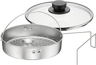 WMF 789616040 Accesorios para ollas a presión, plástico, plata, 22 cm