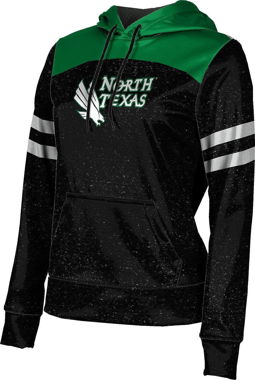 University of North Texas Girls' Pullover Hoodie, School Spirit Sweatshirt (Gameday)