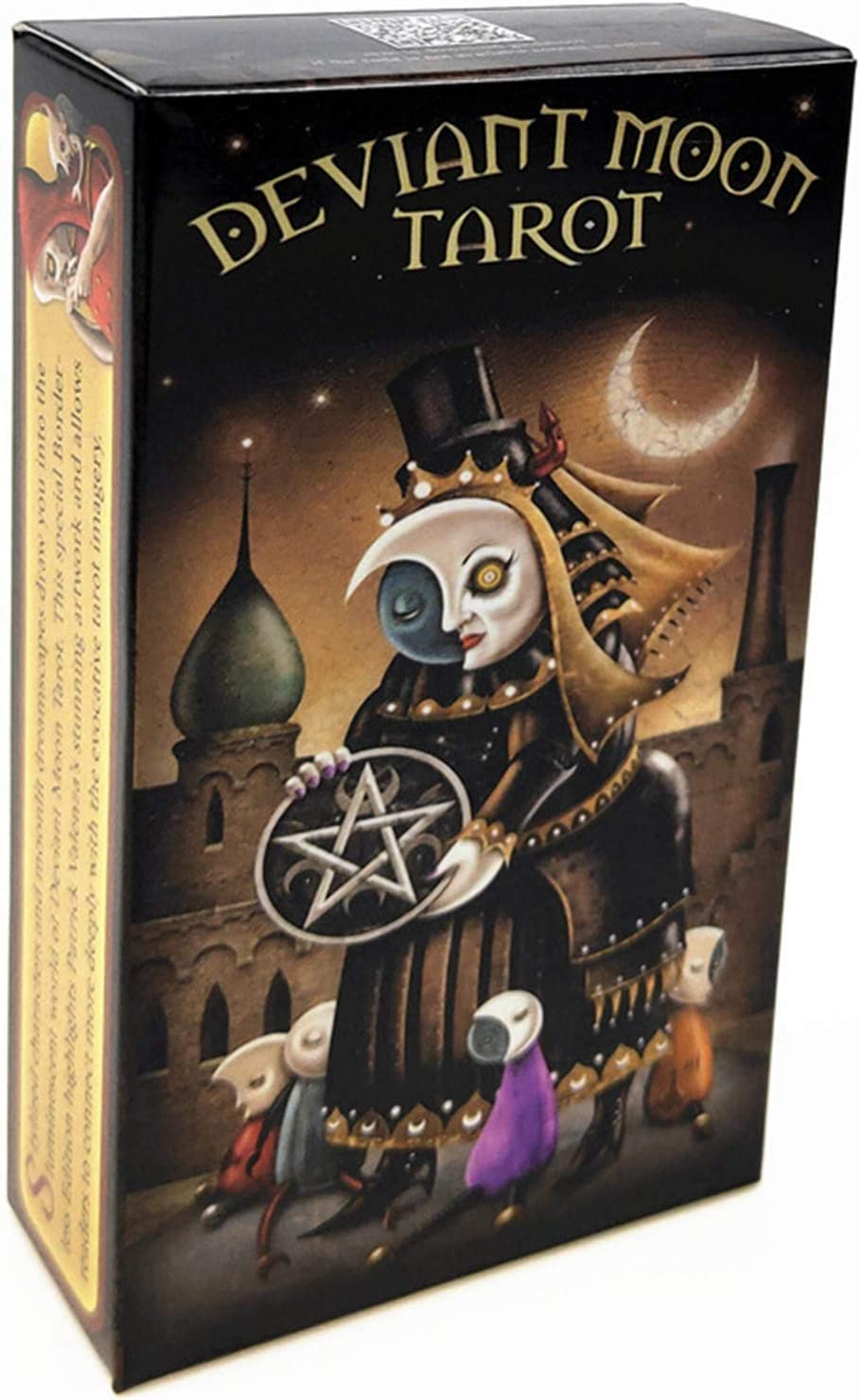 LXHSY 78 Tarot Cards Superior Fortune-Telling Game Board Max 62% OFF Beginner