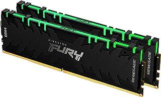 Kingston FURY Renegade RGB 32 GB (2x16 GB) 3600 MHz DDR4 CL16 Desktop Memory Kit van 2 KF436C16RB1AK2/32