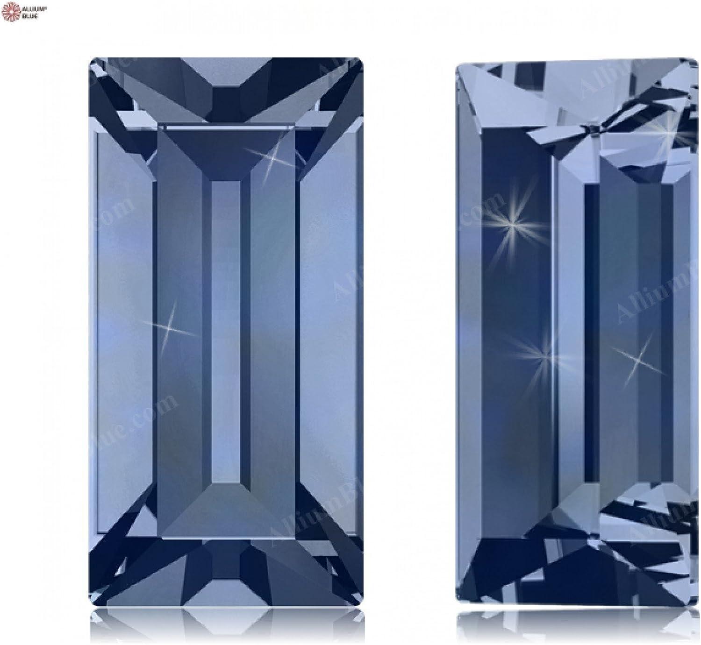 Swarovski Crystals 30281 Fancy Stones 4501 MM 5,0X 2,0 MONTANA F, 720 Pieces