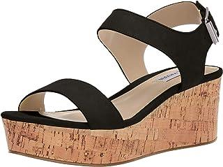 Steve Madden Women's Breathe Wedge Sandal