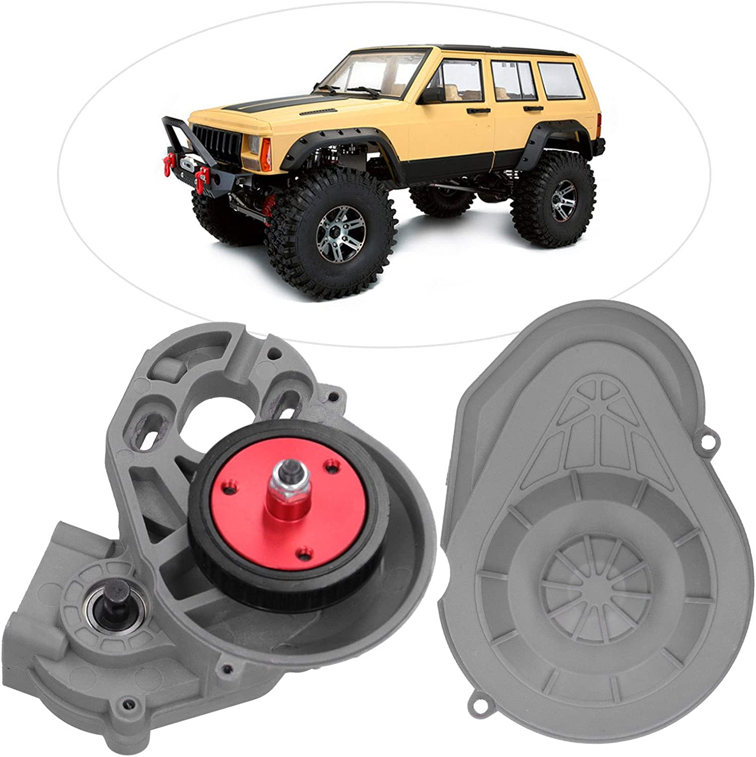 RC Transmission Box Purchase Wearable Dust‑Proof A surprise price is realized Gearbox